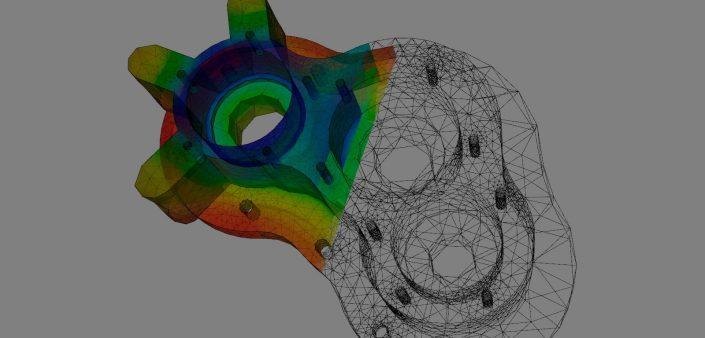 Análisis estructural; lineal y no lineal, térmico, fatiga, soldadura, caracterización de materiales, modos dinámicos, simulaciones explícitas, optimización de topología, composites. Dinámica de fluidos; turbulencias, transferencia de calor, campos de presión, evacuación de gases, simulaciones de fluidos. Dinámica y ensayos; simulación de choque, simulación sísmica, multicuerpo, definición de prueba de correlación lineal y no lineal para validación de producto. Validación contra resultados de test (no únicamente contra los establecidos por herramientas de simulación), correlación y validación. Documentación de la certificación: Germanischer Lloyd, EUROCODE, DNV… Fabricación virtual; estampado, forjado, fundición e inyección de metal, reología, materiales compuestos y soldadura.